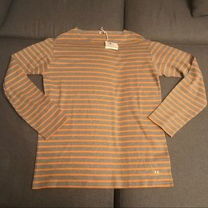 Armor Lux NWT Striped Long Sleeve Top